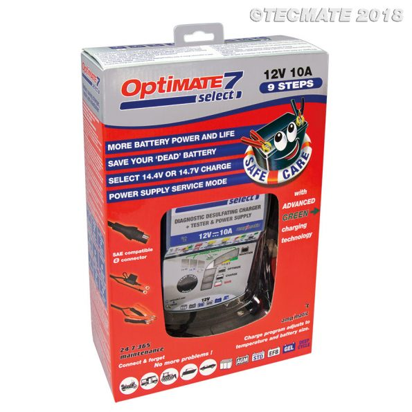 OPTIMATE 7 SELECT