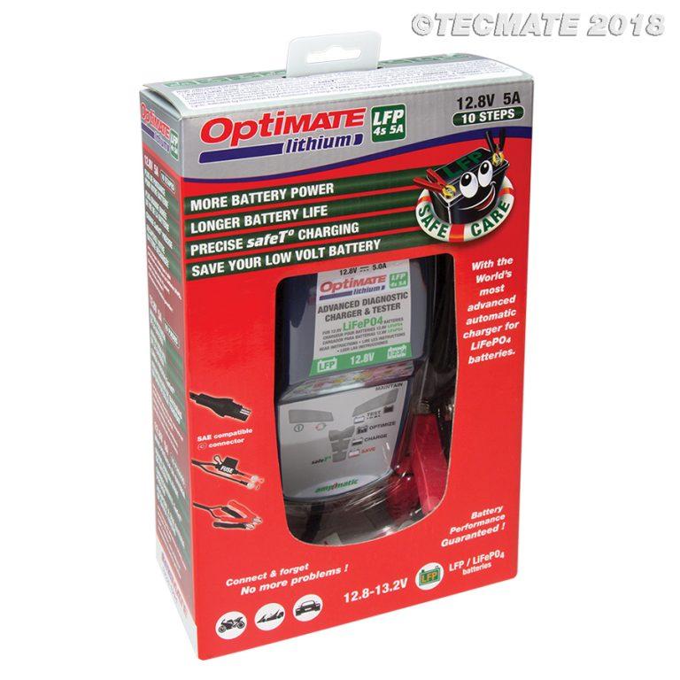 OPTIMATE LITHIUM 5.0A