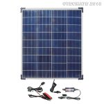 OPTIMATE SOLAR 7A WITH 80W PANEL