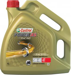 POWER RS RACING 4T 5W-40 4LTR