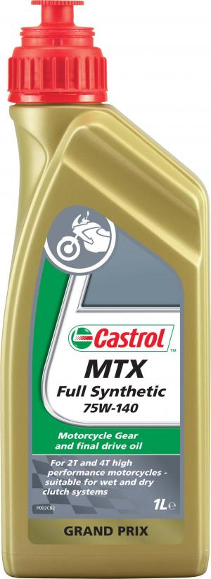 75W-140 MTX FULL SYNTHETIC OIL 1LTR