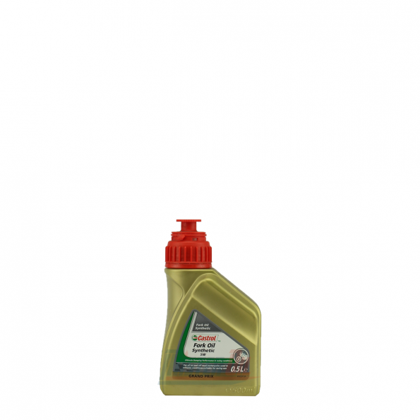 FORK OIL SYNTHETIC 5W 0.5LTR