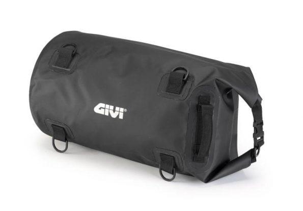 GIVI EA114BK-WATERPROOF CYLINDER SEAT BAG BLACK