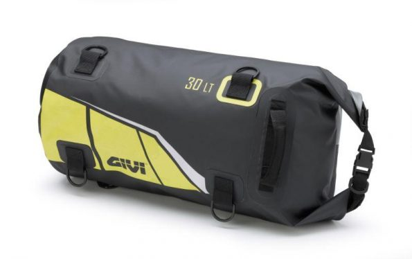 GIVI EA114BY-WATERPROOF CYLINDER SEAT BLACK YELLOW GREY