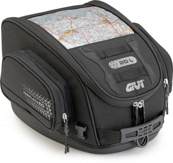 GIVI UT809-WATERPROOF TANKLOCKED BAG 20 LTR