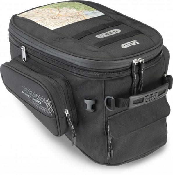 GIVI UT810-WATERPROOF TANKLOCKED BAG 23 LTR