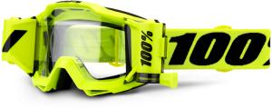 100% ACCURI FORECAST FLUO YELLOW – CLEAR